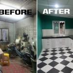 Renovate : ชุบชีวิตห้องครัวเก่าอายุกว่า 20 ปี ให้ทันสมัยใหม่เอี่ยม น่าใช้งาน