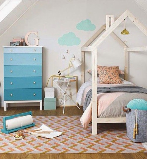 25 cozy-beds-frame-for-kids-rooms (14)