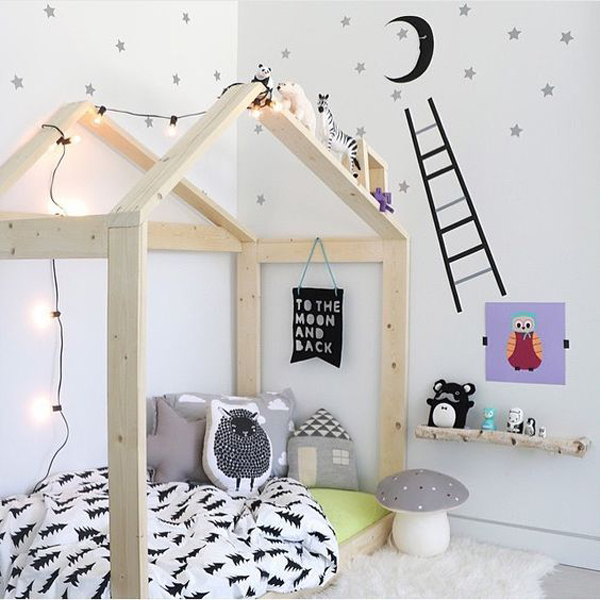 25 cozy-beds-frame-for-kids-rooms (19)