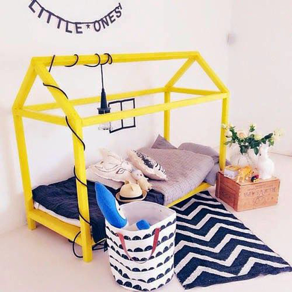 25 cozy-beds-frame-for-kids-rooms (24)