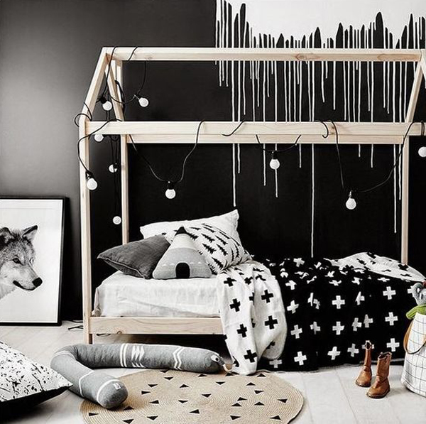 25 cozy-beds-frame-for-kids-rooms (25)