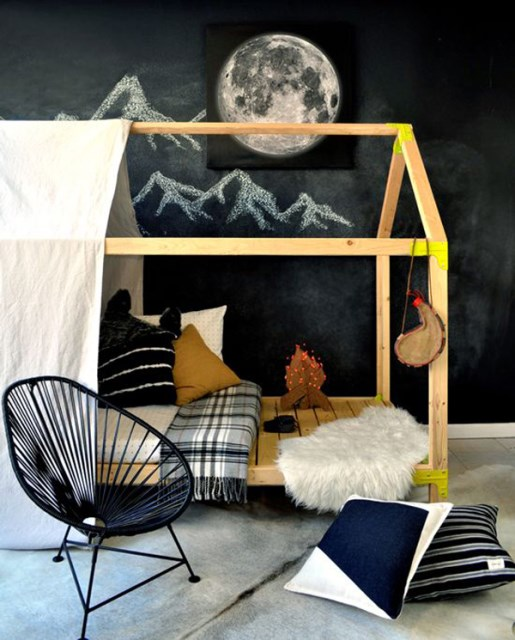 25 cozy-beds-frame-for-kids-rooms (6)