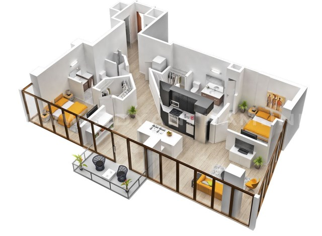 25-two-bedroom-houseapartment (1)