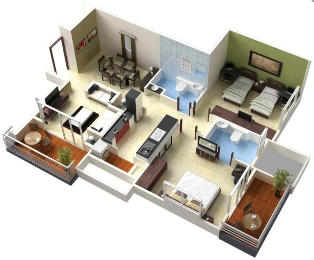 25-two-bedroom-houseapartment (4)