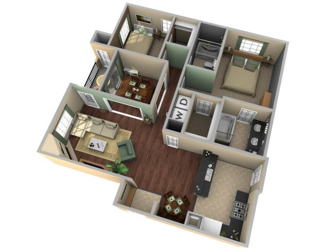 25-two-bedroom-houseapartment (6)