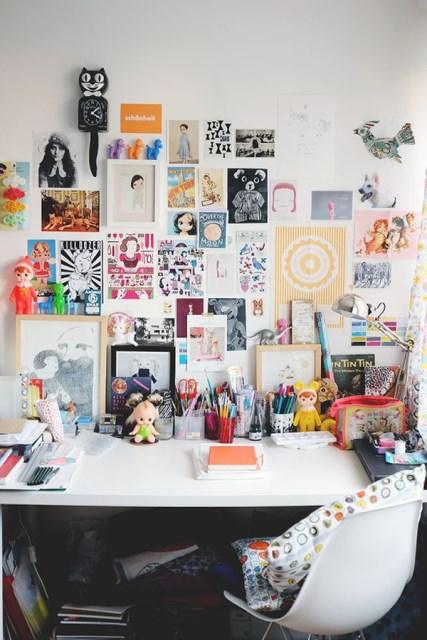9 ideas office desk (10)
