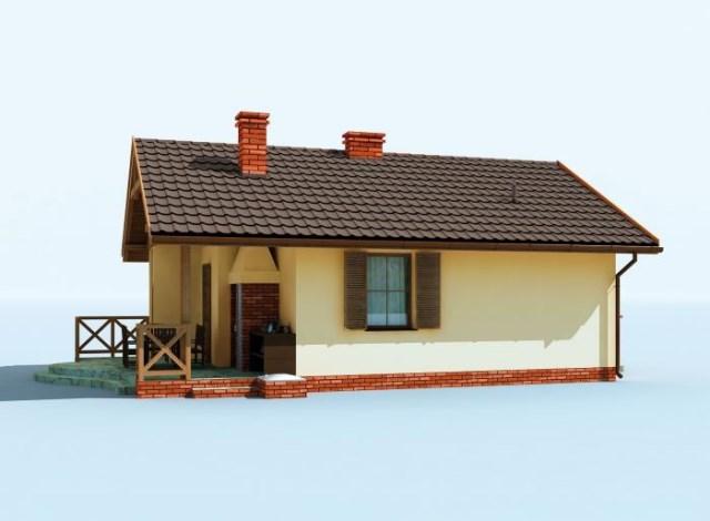 Contemporary compact home (2)