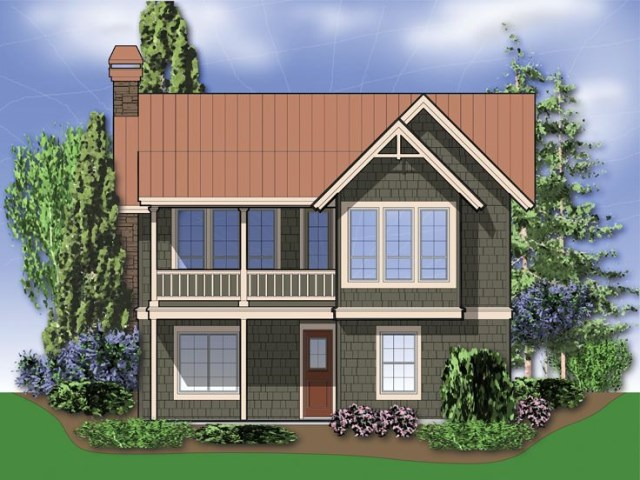 Contemporary home 3 bedrooms (2)