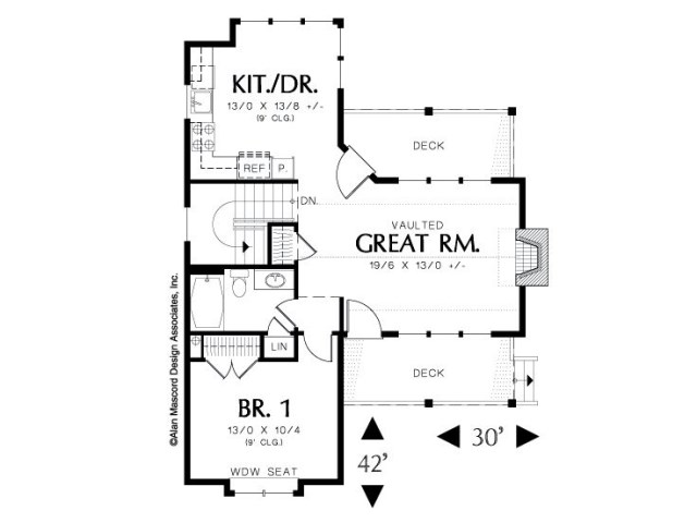 Contemporary home 3 bedrooms (4)