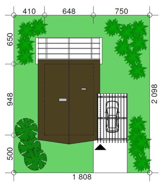 Contemporary home design simple (1)