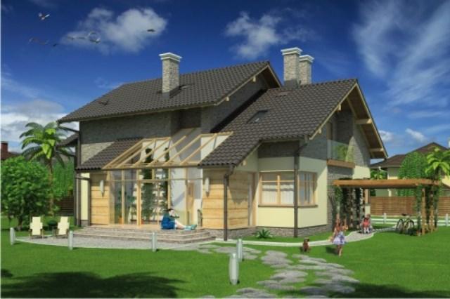 Contemporary house  (1)