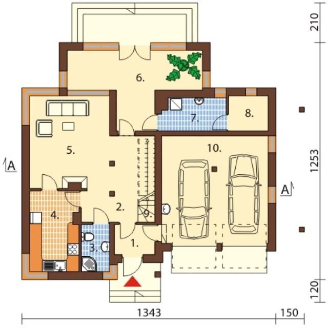 Contemporary house  (6)