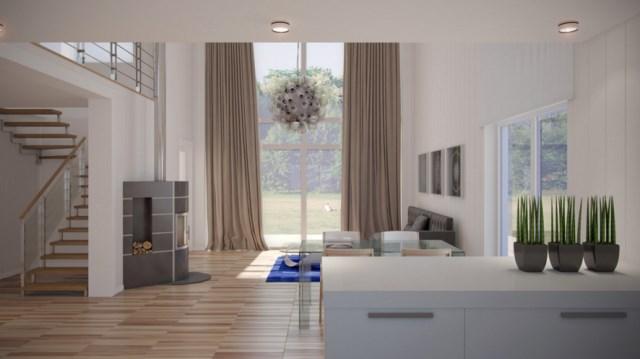 Contemporary house Decor wood (5)