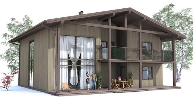 Contemporary house Decor wood (6)