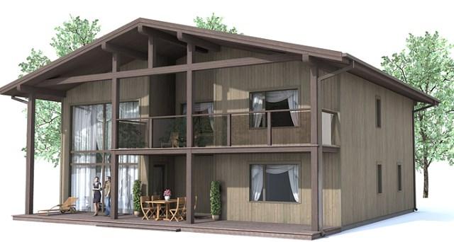 Contemporary house Decor wood (7)
