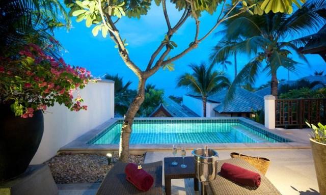 Contemporary residences pool villa (10)