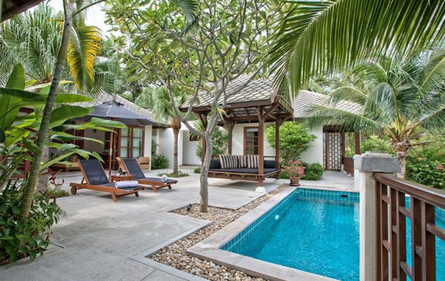Contemporary residences pool villa (11)