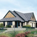 บ้านร่วมสมัยขนาดกลาง สวยงามทั้งภายนอกสู่ภายใน สร้างความภูมิฐานให้คนยุคใหม่