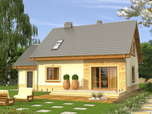 Cottage House compact size (4)