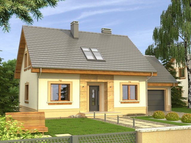 Cottage House compact size (5)