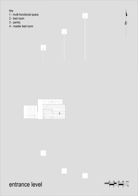 Hillside villa cabins style (10)