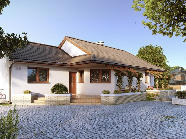 House Beautiful colors And shape (2)