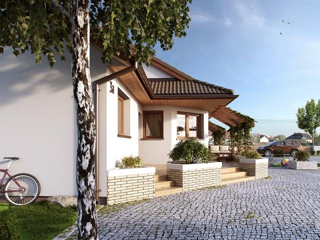House Beautiful colors And shape (3)