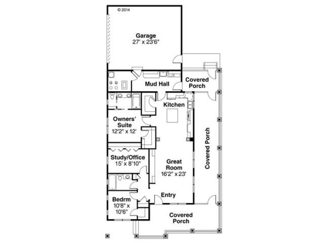 Medium houses 2 bedrooms  1 bathroom  (4)