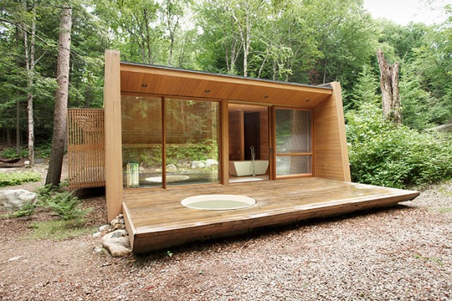 Modern Compact house for villa (1)