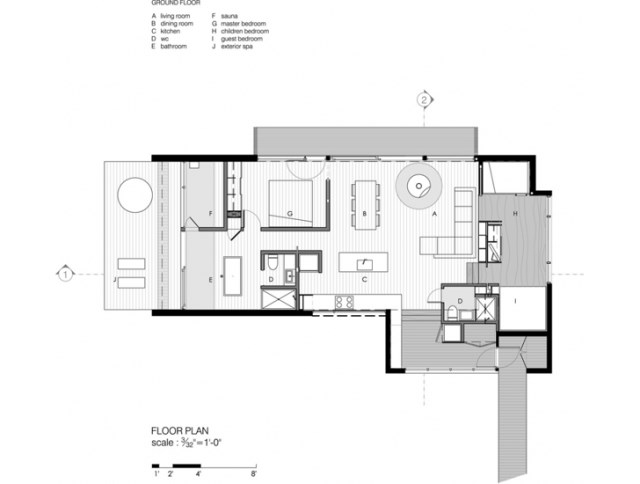 Modern Compact house for villa (4)