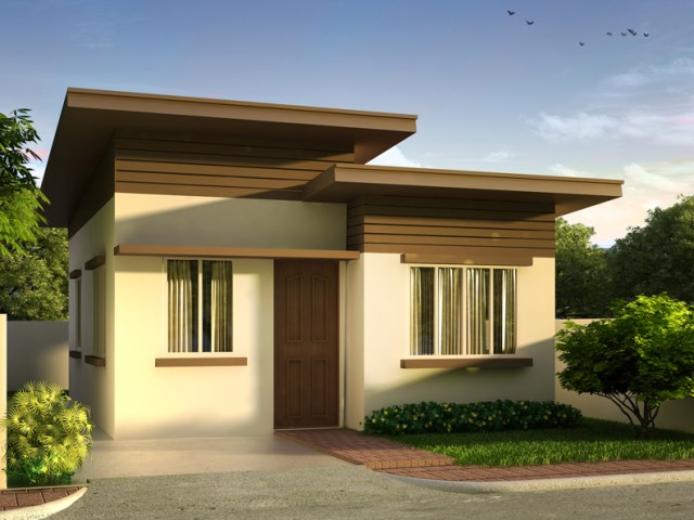 Modern House simple Design in 38 sqm (2)