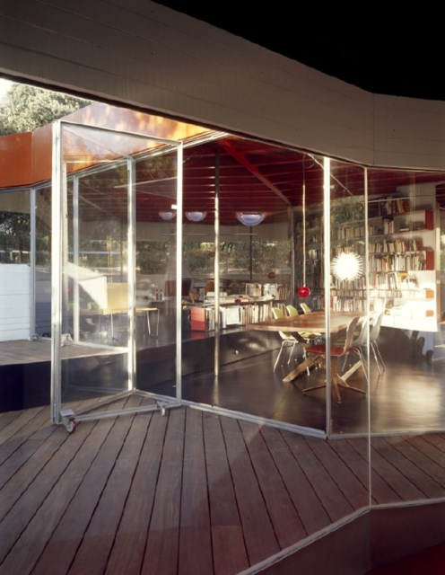 Modern design villa of narcolepsy nature (1)