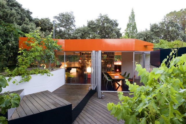 Modern design villa of narcolepsy nature (10)