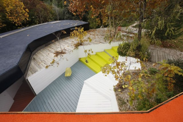 Modern design villa of narcolepsy nature (3)