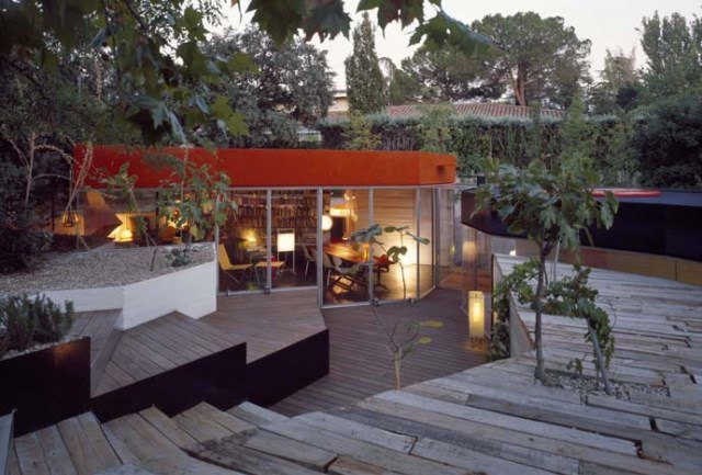 Modern design villa of narcolepsy nature (6)