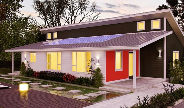 Modern house 3 bedrooms (3)