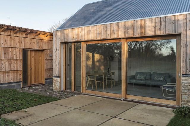 Modern house Simple minimalist (3)
