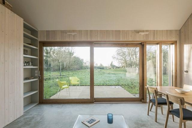Modern house Simple minimalist (6)