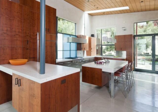Modern house With modern garden (18)