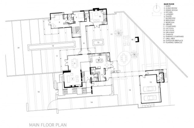Modern house With modern garden (6)