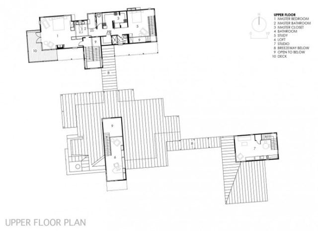 Modern house With modern garden (7)