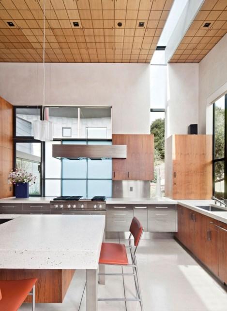 Modern house With modern garden (9)