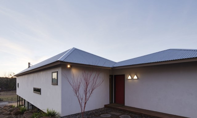 Modern style house modern tastes (1)