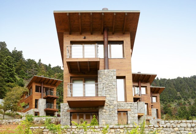 Modern villa style house (2)