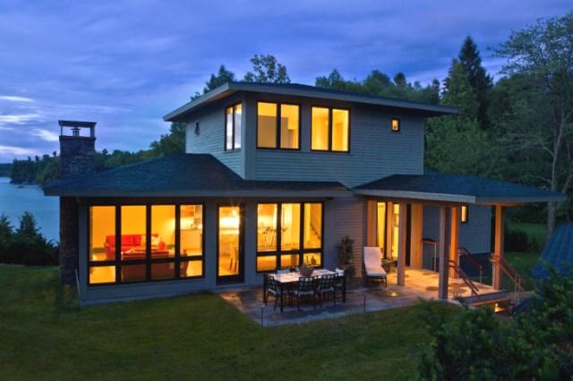 Two-storey Medium Contemporary house interior pretty easy smooth (1)