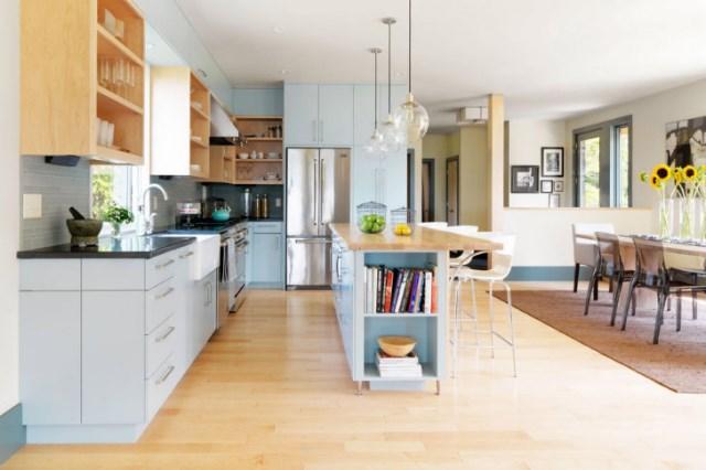 Two-storey Medium Contemporary house interior pretty easy smooth (2)