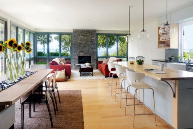 Two-storey Medium Contemporary house interior pretty easy smooth (3)