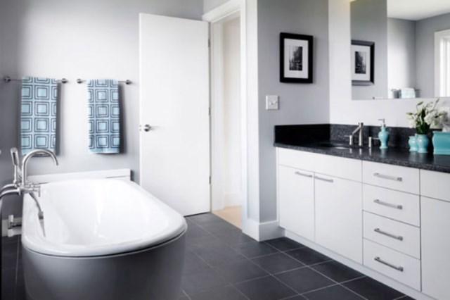 Two-storey Medium Contemporary house interior pretty easy smooth (6)