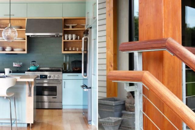 Two-storey Medium Contemporary house interior pretty easy smooth (7)