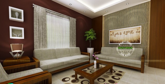 Two-story contemporary dignified tone shape and materials (3)